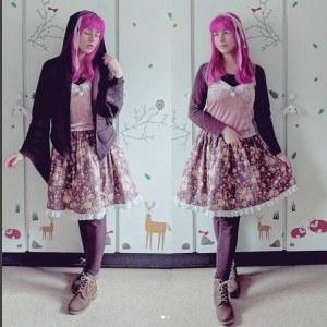 KATRIN: Mori Girl