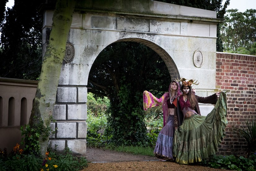 FOLLIES AND FAIRIES: Gunnersbury Park in London