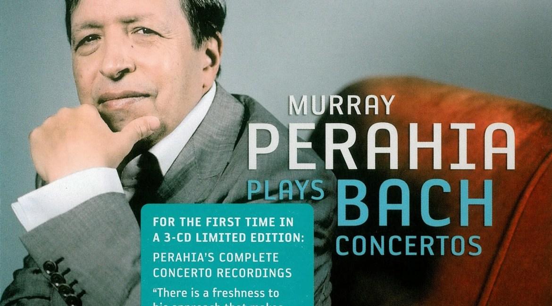 彼のアプローチは新鮮 – バッハの協奏曲を探求しているマレイ・ペライアの演奏で聴く