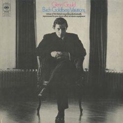 GB CBS 72 692 グレン・グールド バッハ・ゴルトベルク変奏曲