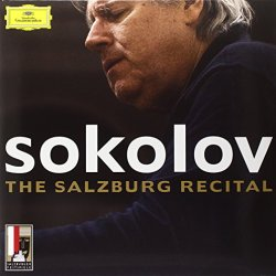 Grigory Sokolov – The Salzburg Recital ( Analog )