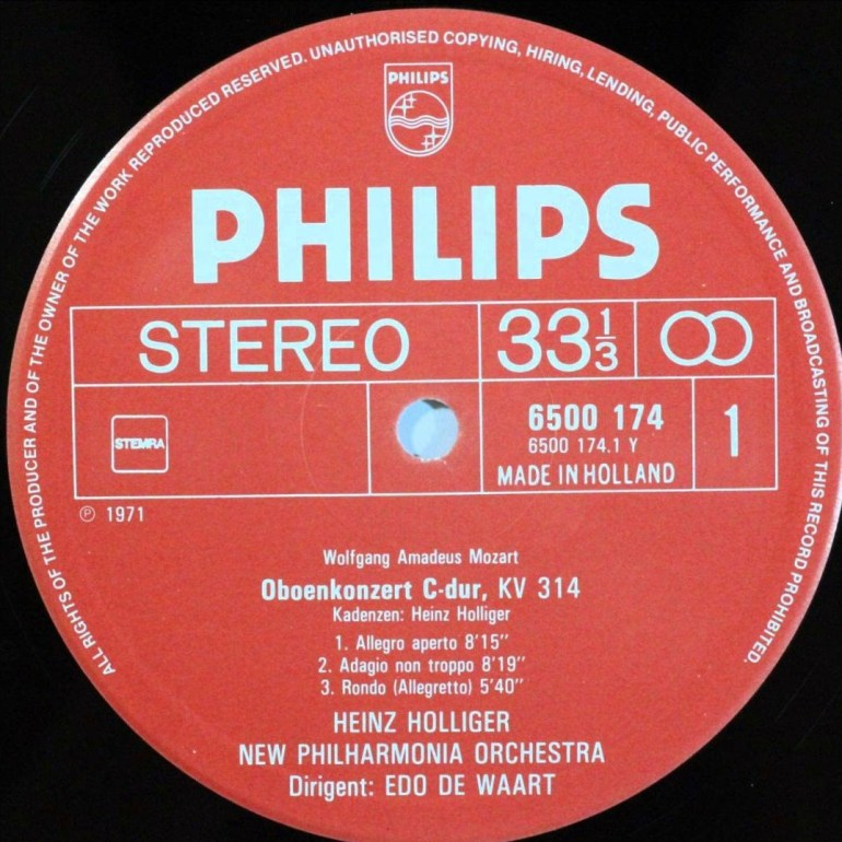 Philips Stereo Series 3rd