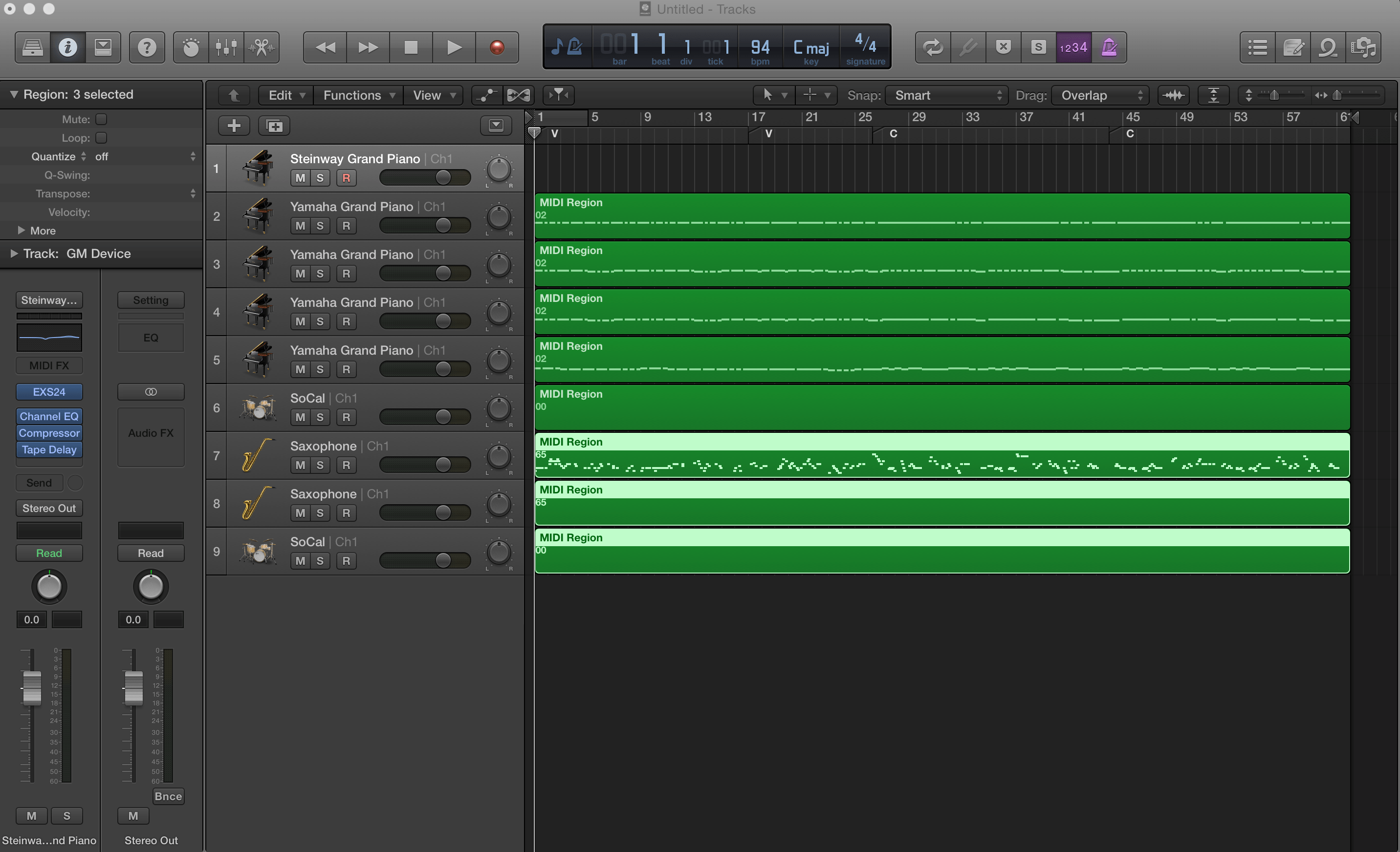 Learn how to make a Latin pop with Logic Pro and Amadeus Code
