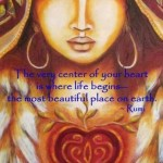 rumi lady heart
