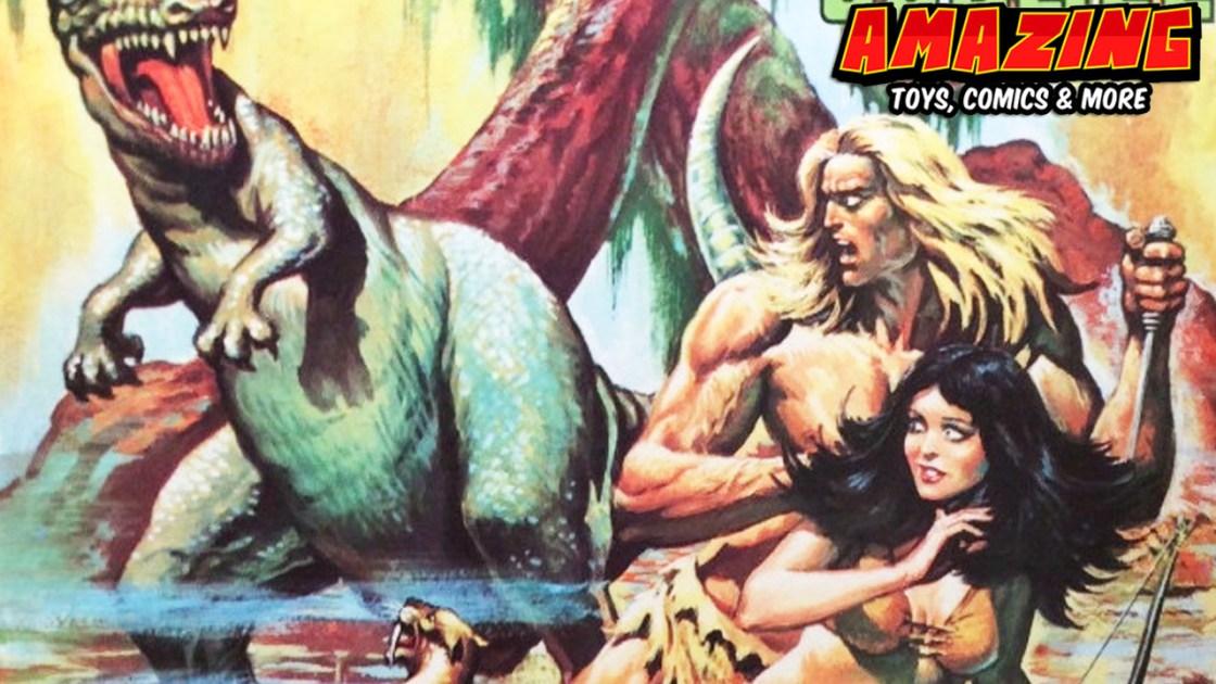 Ka-Zar ist Marvels Blonder Tarzan