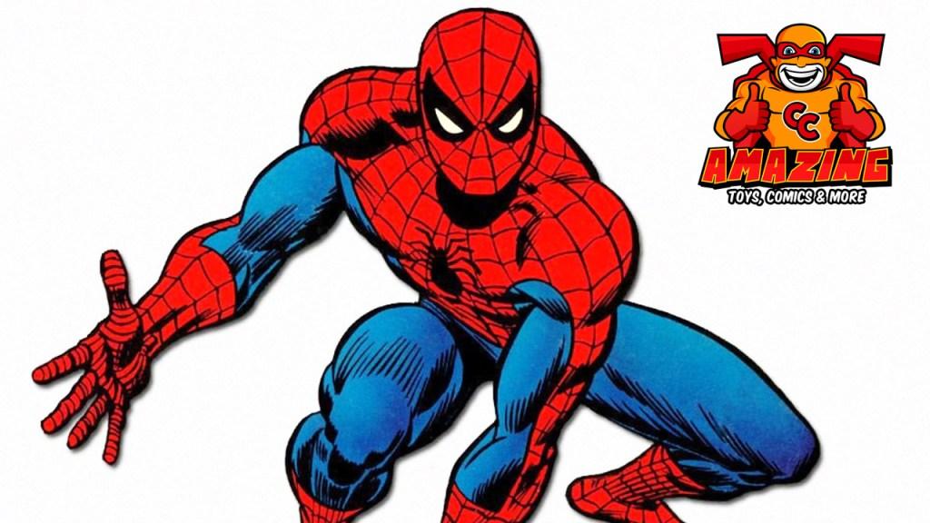 Der Ursprung der Ikone Spider-Man