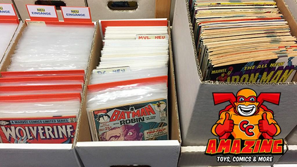 Captain Collectors Comicbörsen Rückblick