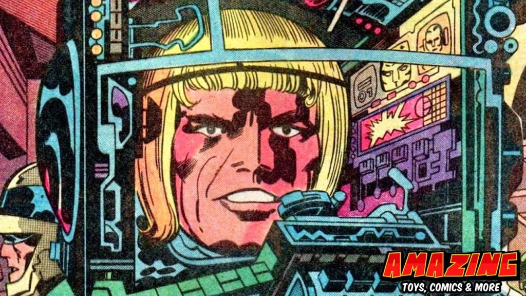 Jack Kirbys galaktisches Vermächtnis