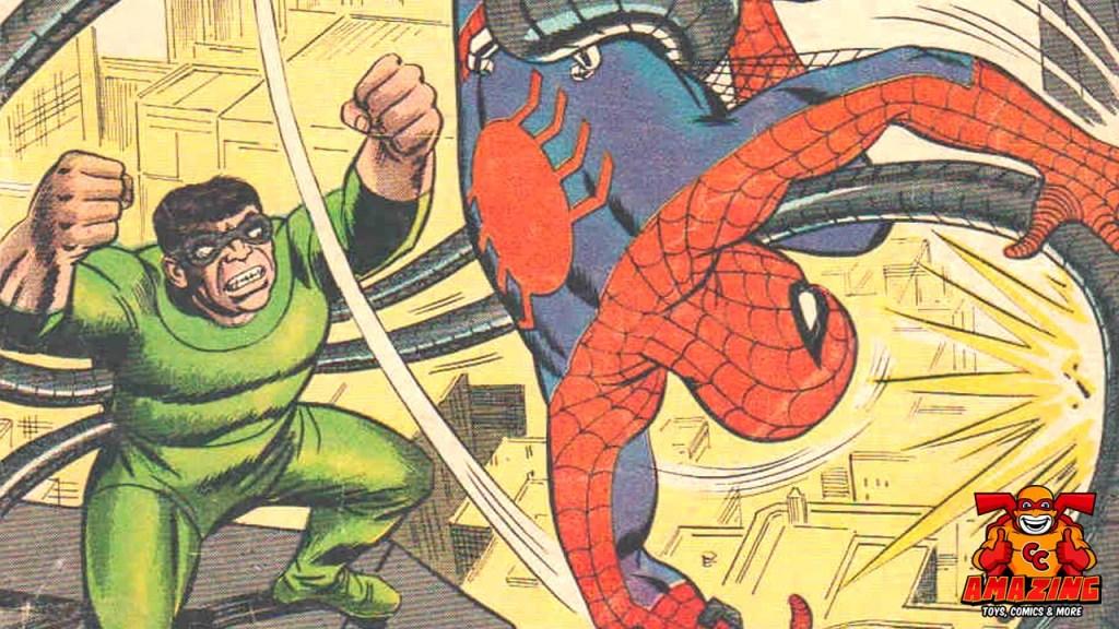 Die geheimnisvollen Zeitalter der Comics