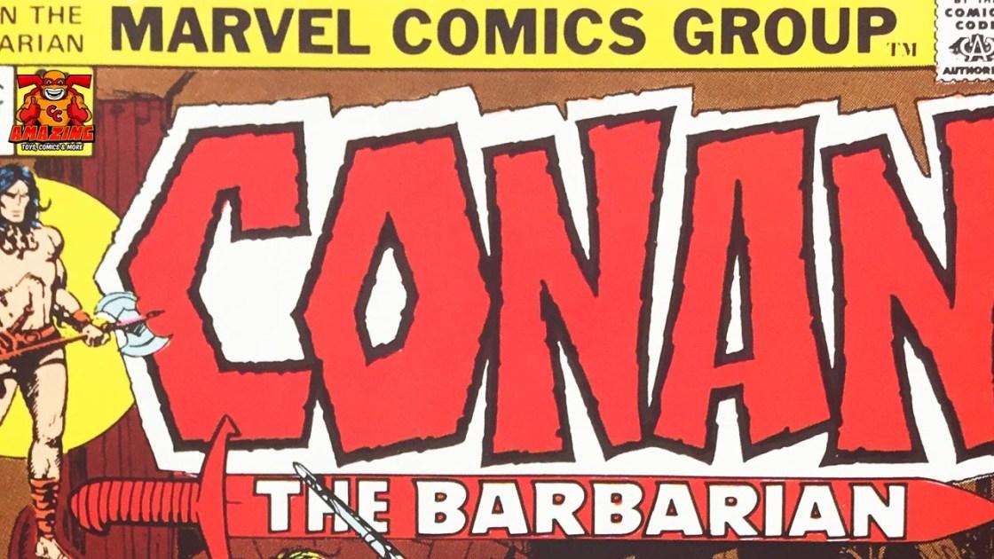 Croms Conan Cover zum Sonntag