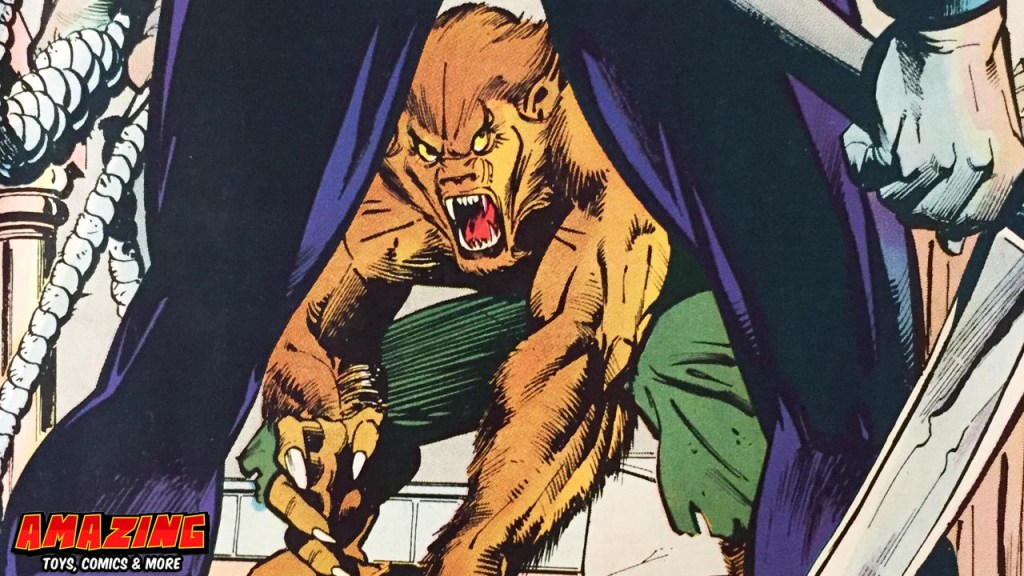 US Comics in den Siebzigern kaufen war nicht einfach
