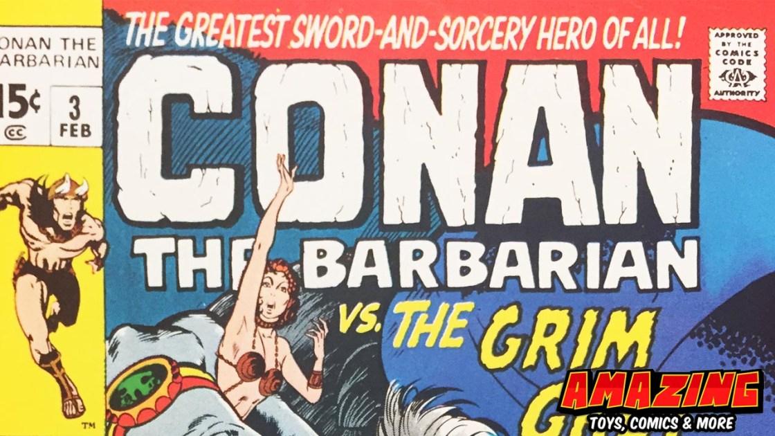Croms 12 Conan Cover zum Sonntag