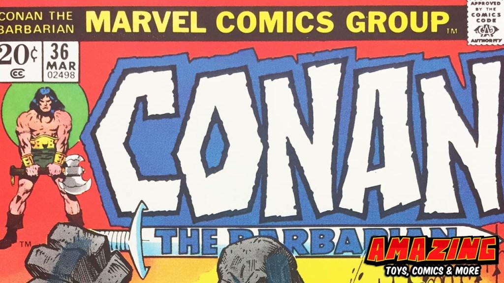 Croms 13 Conan Cover zum Sonntag