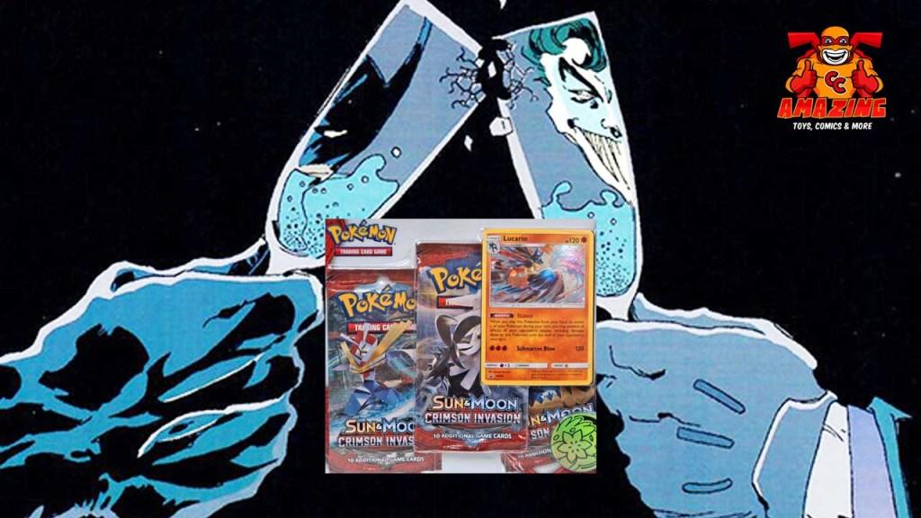 Tading Cards vs. Comic Books