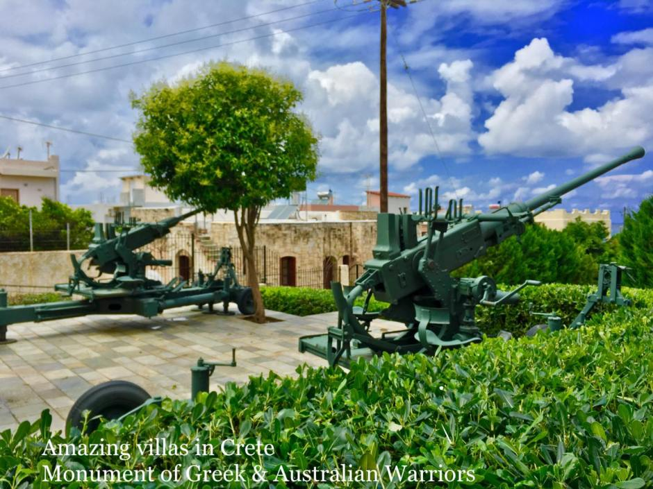 Remembering the Battle of Crete
