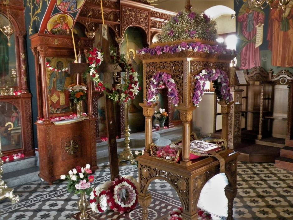 Greek Easter in Crete: The Epitafios Tradition