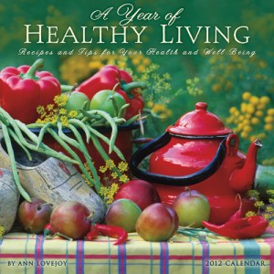 2012 Year of Healthy Living