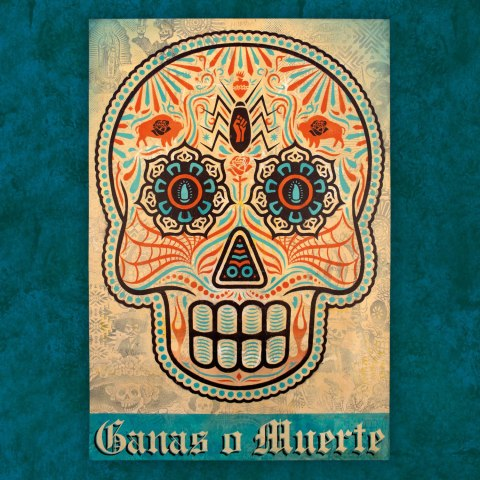Day of the Dead Skull © Ernesto Yerena