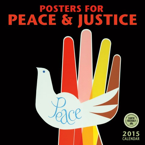 Posters for Peace and Justice 2015 wall calendar