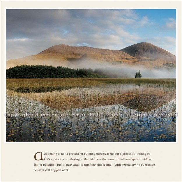 Image from our Pema Chödrön 2017 wall calendar. Red Cullin, Isle of Skye, Scotland © Jim Richardson. Click image for more info.