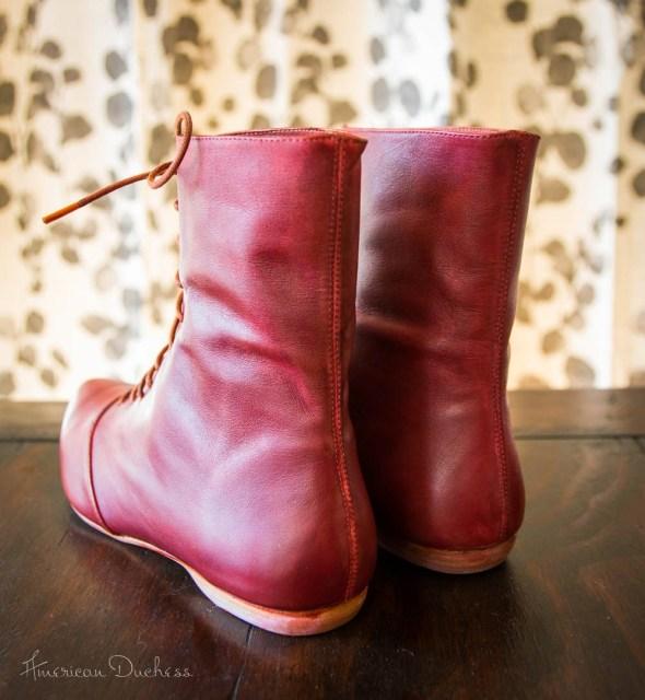 Regency Walking Boots