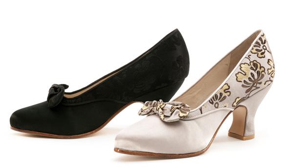 "American Duchess ""Seabury"" Edwardian Shoes"