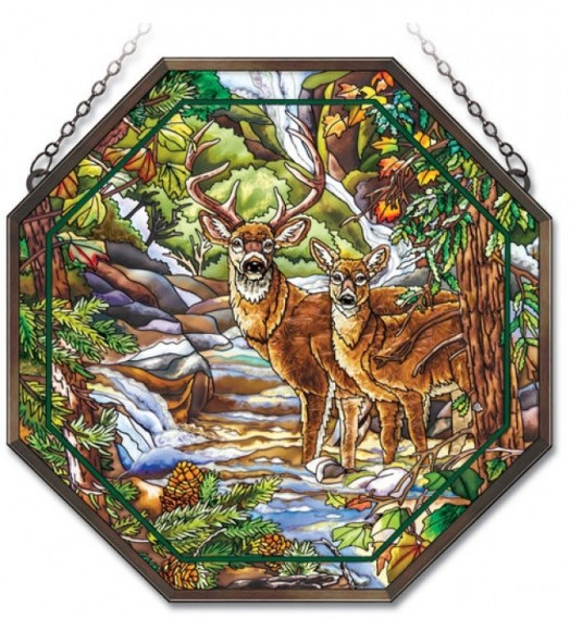 deer-creek-stained-glass-suncatcher