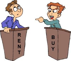 the great housing debate rent vs buy