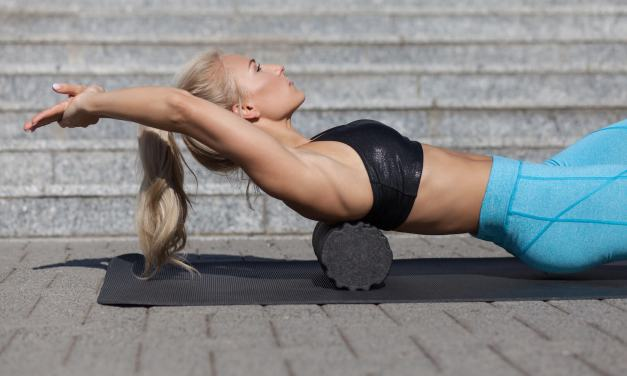 At Last, The Secret To Foam Rolling Is Revealed