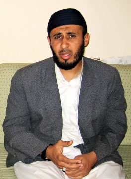 Khaled al-Maqtari (Photo Credit: Private).
