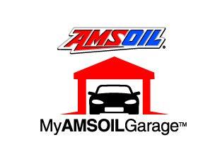 my amsoil garage logo