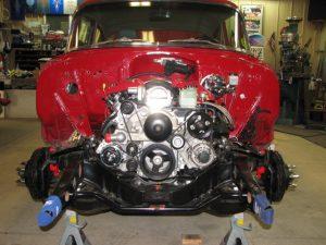 Bel Air engine