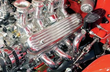 Motor oil plays an important role in engine performance.