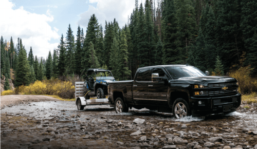 Chevy, pickup, ATV, UTV