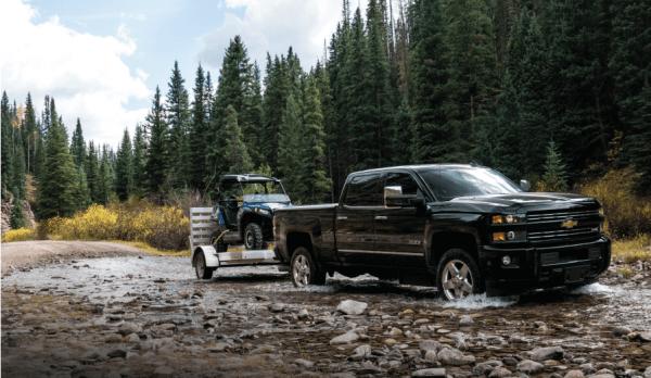 Chevy, pickup, ATV, UTV