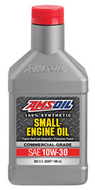 ASE- 10W-30 Synthetic Small Engine Oil