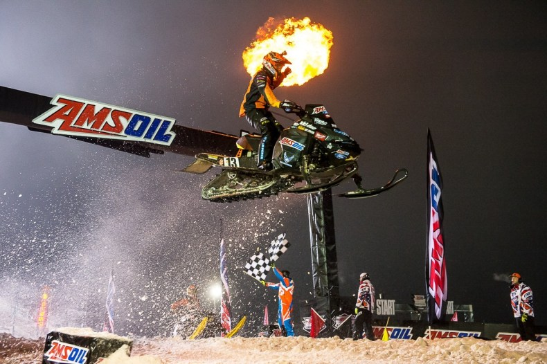 amsoil snowcross championship duluth mn