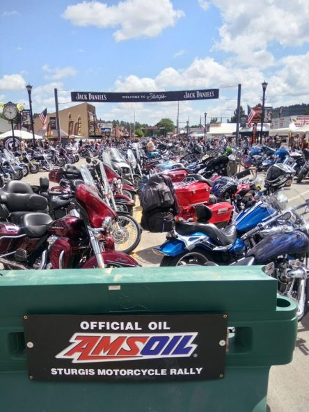 amsoil sturgis motorcycle rally