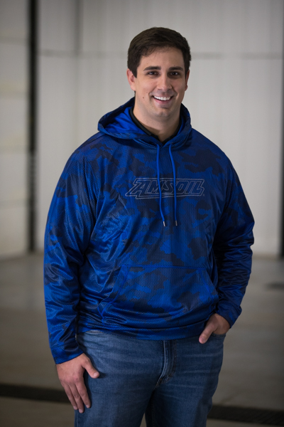 AMSOIL Sweatshirt - Clothing
