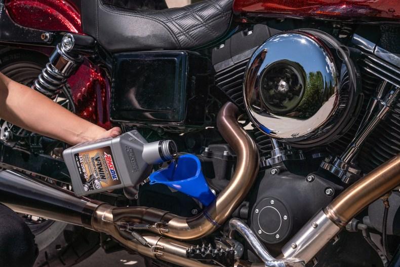 Differences between motorcycle, ATV/UTV and dirt bike oil.