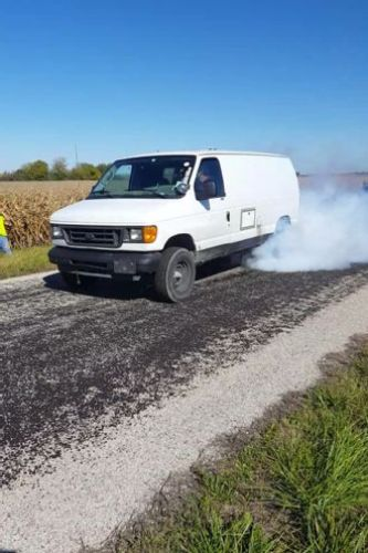 vinnie hobart ford e350 diesel