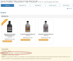 AMSOIL products, AMSOIL product guide