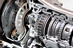 Automatic transmission - Change Transmission Fluid