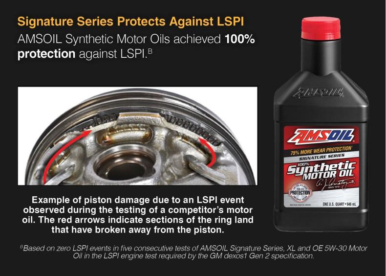 signature series LSPI