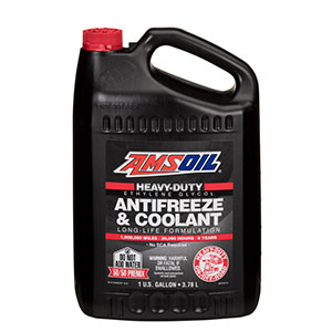 AMSOIL heavy-duty coolant