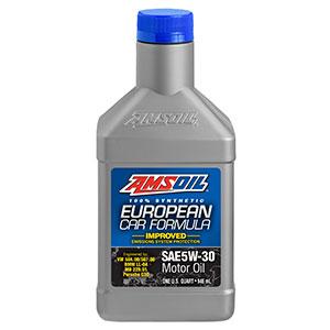 AMSOIL Synthetic European Car Oil