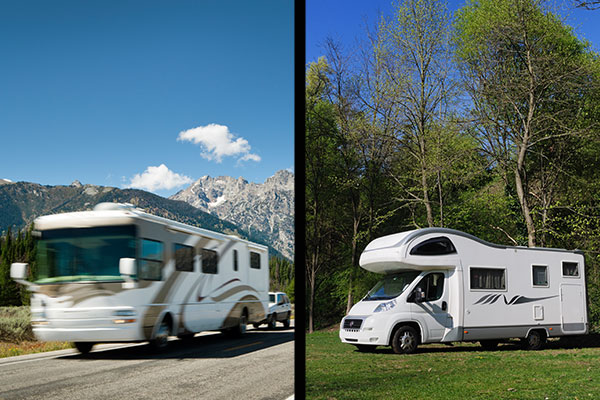 RV travel and maintenance tips.