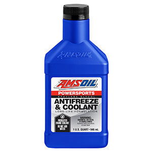 AMSOIL Powersports Antifreeze & Coolant