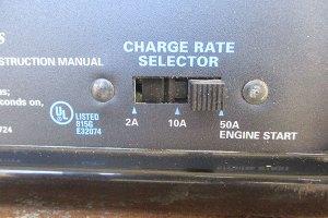 rate selecter