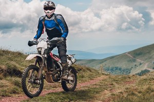 Best dirt bike tire for trail riding.